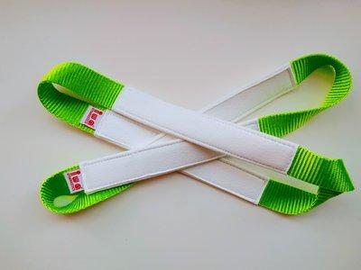 Lusjes Iwa Neon groen S aanbieding van € 19,95 voor € 17,50 p.p. www.lamers-turnsport.com