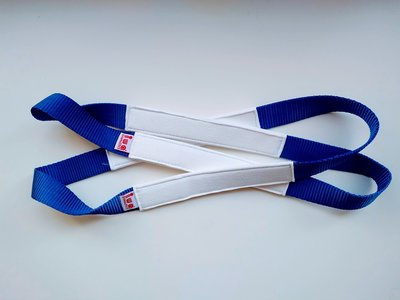 Lusjes Iwa Kobalt blauw XL aanbieding van € 19,95 voor € 17,50 p.p. www.lamers-turnsport.com