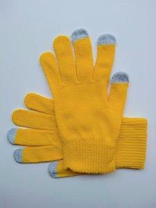 Handschoentjes voor lusjes Geel www.lamers-turnsport.com