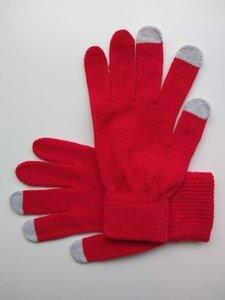 Handschoentjes voor lusjes Rood www.lamers-turnsport.com