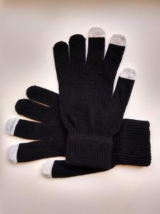 Handschoentjes voor lusjes zwart www.lamers-turnsport.com              www.lamers-turnsport.com