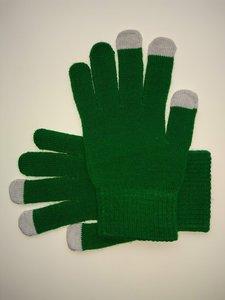 Handschoentjes voor lusjes groen www.lamers-turnsport.com