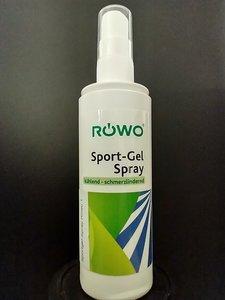 ROWO Sportgel Spray 100ml www.lamers-turnsport.com