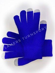 Handschoentjes voor lusjes blauw