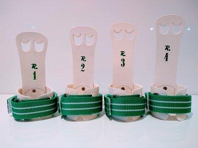 Dames brugleertjes zonder rol met klitteband www.lamers-turnsport.com