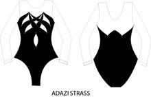 Model Adazi Strass voorbeeld