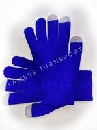 Handschoentjes voor lusjes blauw www.lamers-turnsport.com